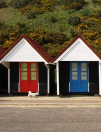 Beach Huts Bournemouth